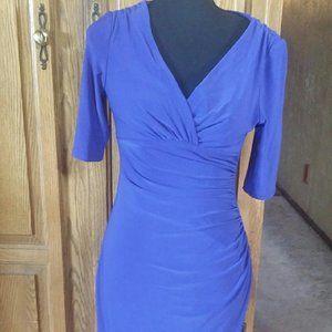 Slinky Ralph Lauren Dress Size 2 EUC